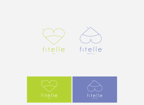 fitelle A Logo, Monogram, or Icon  Draft # 23 by suvuic