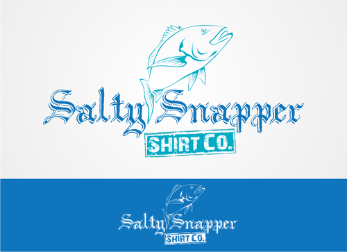 Salty Snapper Shirt Co.