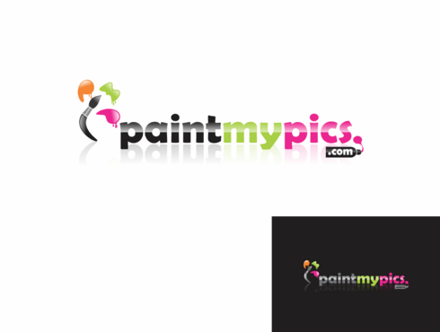 paintmypics.com A Logo, Monogram, or Icon  Draft # 126 by benben