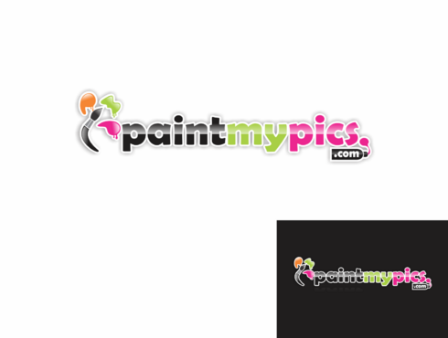 paintmypics.com A Logo, Monogram, or Icon  Draft # 130 by benben