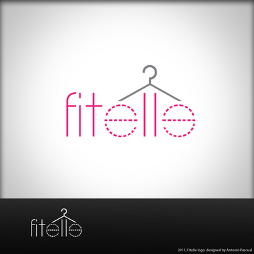fitelle A Logo, Monogram, or Icon  Draft # 54 by AntonioPascual