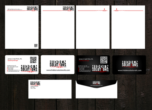 Business Cards, Letterhead, and Stationary