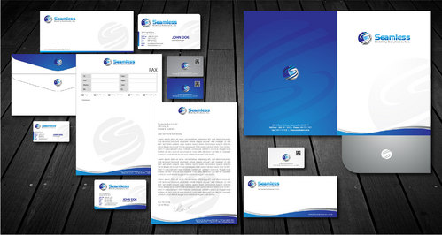 Business Cards, Stationary, Proposal Folders
