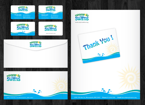 Letterhead, Business Cards, Thank You Cards