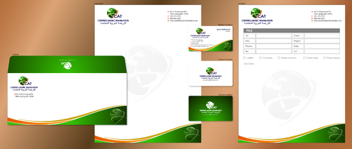 Desgin Business Card and Stationery