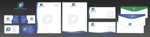 Business Card, Stationary, Invoice