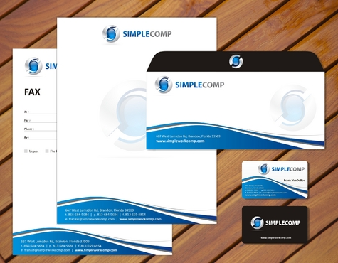 Letterhead/Stationary Business Cards and Stationery  Draft # 78 by smartinfo