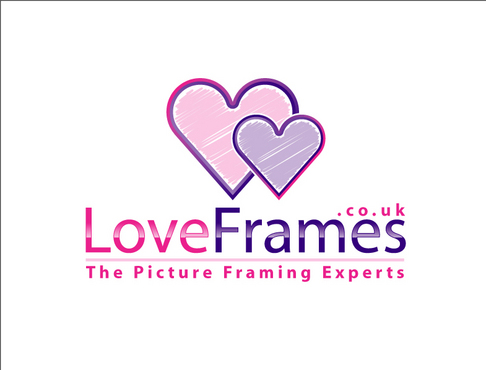 LoveFrames.co.uk A Logo, Monogram, or Icon  Draft # 17 by vector