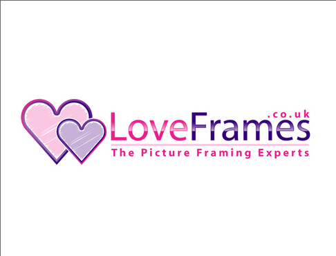 LoveFrames.co.uk A Logo, Monogram, or Icon  Draft # 18 by vector