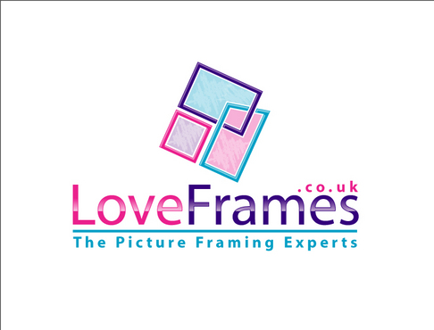 LoveFrames.co.uk A Logo, Monogram, or Icon  Draft # 19 by vector