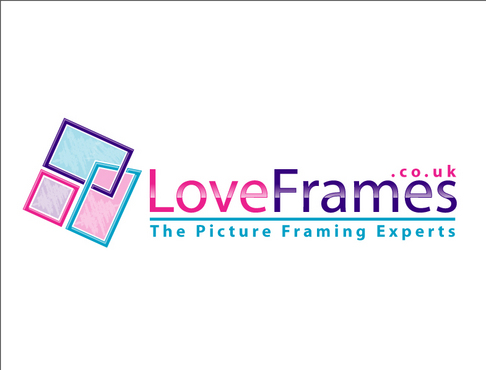 LoveFrames.co.uk A Logo, Monogram, or Icon  Draft # 20 by vector