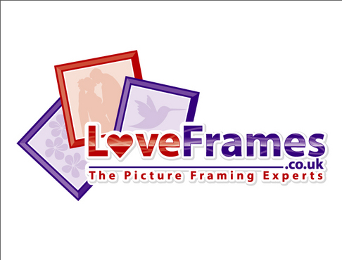 LoveFrames.co.uk A Logo, Monogram, or Icon  Draft # 22 by vector