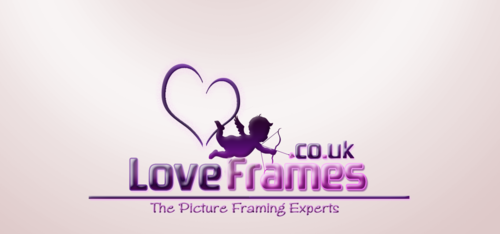 LoveFrames.co.uk A Logo, Monogram, or Icon  Draft # 29 by kxdesigns