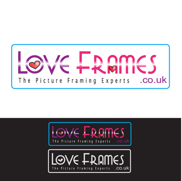 LoveFrames.co.uk A Logo, Monogram, or Icon  Draft # 37 by SweetCode