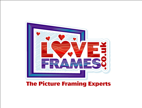LoveFrames.co.uk A Logo, Monogram, or Icon  Draft # 38 by vector