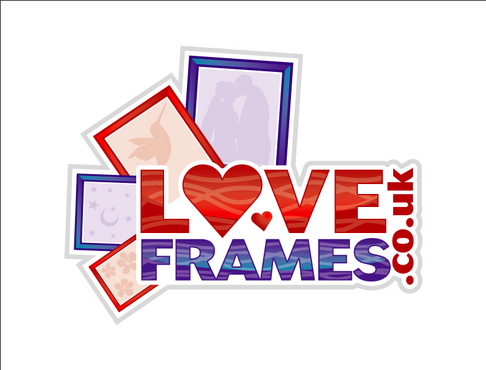LoveFrames.co.uk A Logo, Monogram, or Icon  Draft # 40 by vector