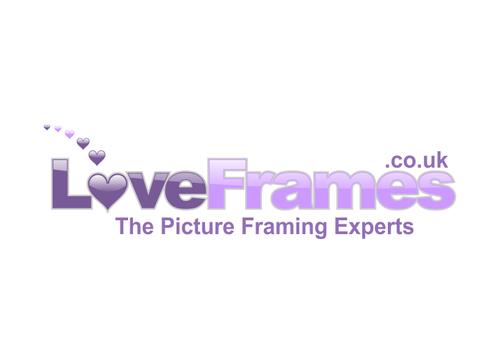 LoveFrames.co.uk A Logo, Monogram, or Icon  Draft # 45 by keicar