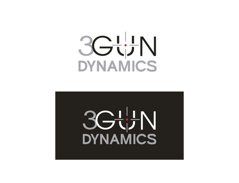 3 Gun Dynamics A Logo, Monogram, or Icon  Draft # 5 by peps65