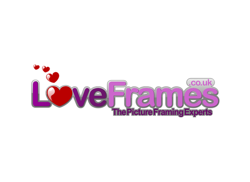 LoveFrames.co.uk A Logo, Monogram, or Icon  Draft # 60 by keicar