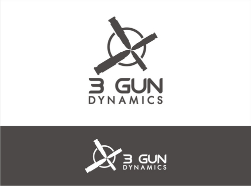 3 Gun Dynamics A Logo, Monogram, or Icon  Draft # 11 by agileart