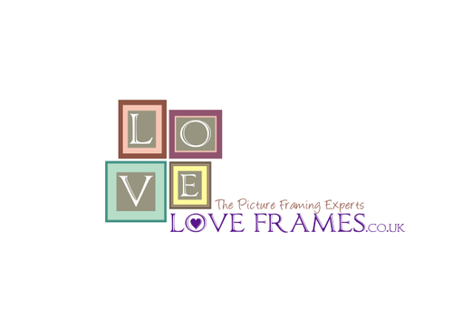 LoveFrames.co.uk A Logo, Monogram, or Icon  Draft # 70 by arbox