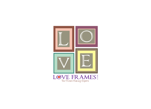 LoveFrames.co.uk A Logo, Monogram, or Icon  Draft # 71 by arbox