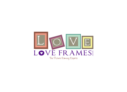 LoveFrames.co.uk A Logo, Monogram, or Icon  Draft # 72 by arbox