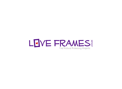 LoveFrames.co.uk A Logo, Monogram, or Icon  Draft # 74 by arbox
