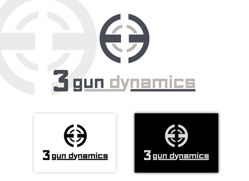 3 Gun Dynamics A Logo, Monogram, or Icon  Draft # 13 by Benoit