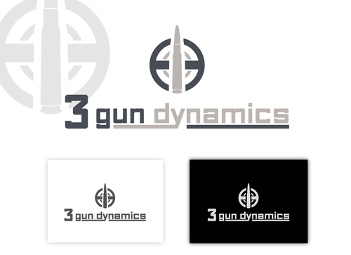 3 Gun Dynamics A Logo, Monogram, or Icon  Draft # 14 by Benoit