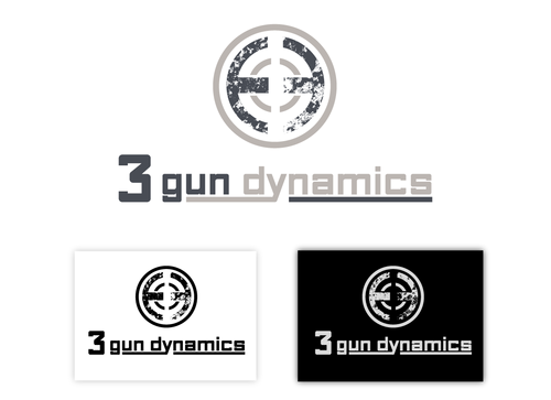 3 Gun Dynamics A Logo, Monogram, or Icon  Draft # 15 by Benoit