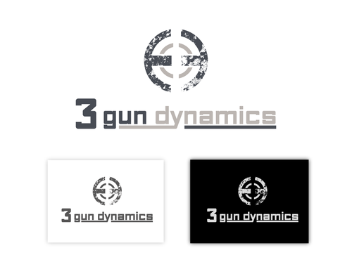3 Gun Dynamics A Logo, Monogram, or Icon  Draft # 16 by Benoit