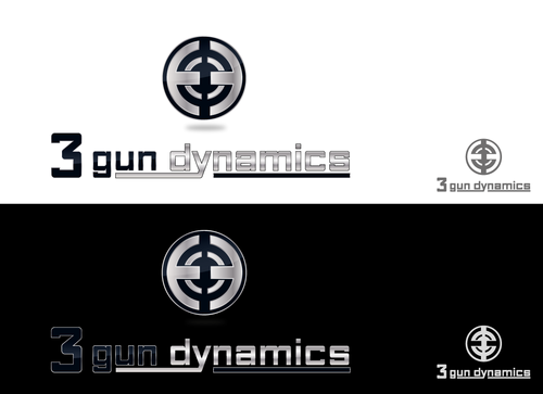 3 Gun Dynamics A Logo, Monogram, or Icon  Draft # 19 by Benoit