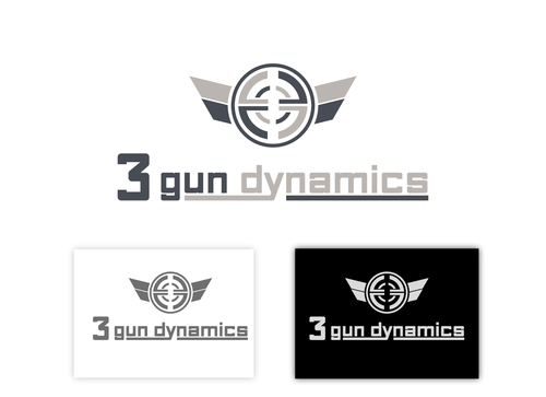 3 Gun Dynamics A Logo, Monogram, or Icon  Draft # 20 by Benoit