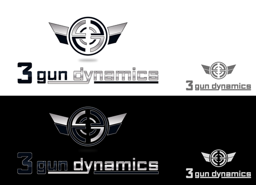 3 Gun Dynamics A Logo, Monogram, or Icon  Draft # 21 by Benoit