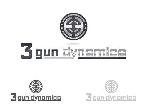3 Gun Dynamics A Logo, Monogram, or Icon  Draft # 22 by Benoit
