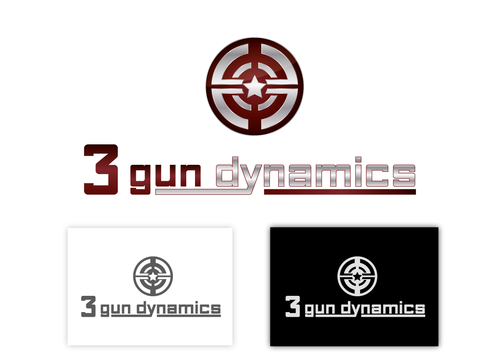 3 Gun Dynamics A Logo, Monogram, or Icon  Draft # 24 by Benoit