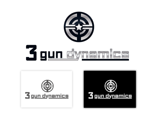 3 Gun Dynamics A Logo, Monogram, or Icon  Draft # 25 by Benoit