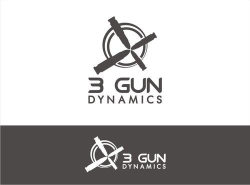 3 Gun Dynamics A Logo, Monogram, or Icon  Draft # 27 by agileart