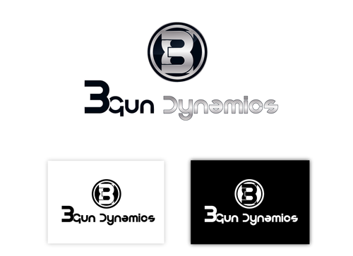 3 Gun Dynamics A Logo, Monogram, or Icon  Draft # 29 by Benoit