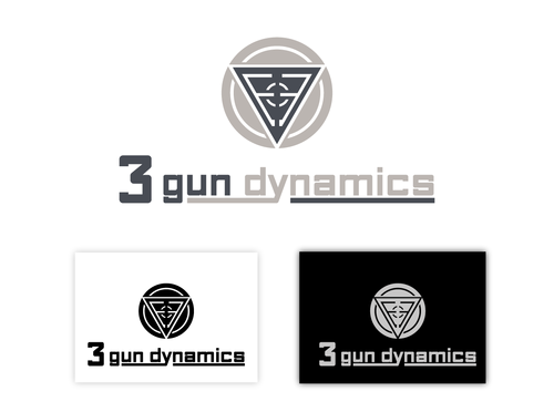 3 Gun Dynamics A Logo, Monogram, or Icon  Draft # 33 by Benoit