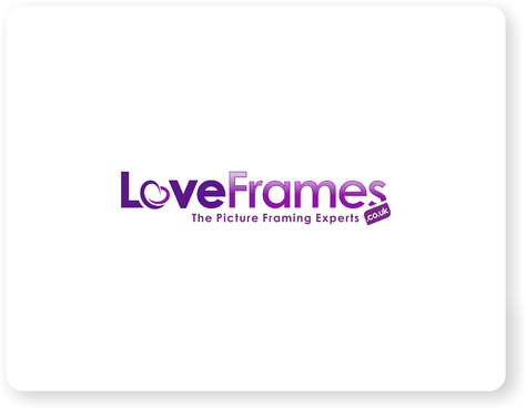 LoveFrames.co.uk A Logo, Monogram, or Icon  Draft # 85 by BIMPOP