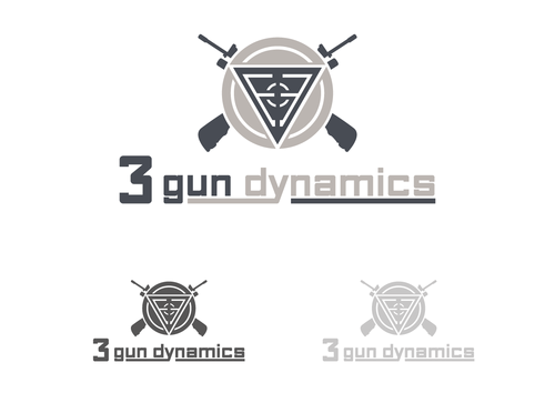 3 Gun Dynamics A Logo, Monogram, or Icon  Draft # 35 by Benoit