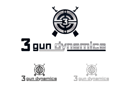 3 Gun Dynamics A Logo, Monogram, or Icon  Draft # 36 by Benoit
