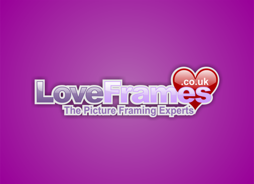 LoveFrames.co.uk A Logo, Monogram, or Icon  Draft # 92 by keicar