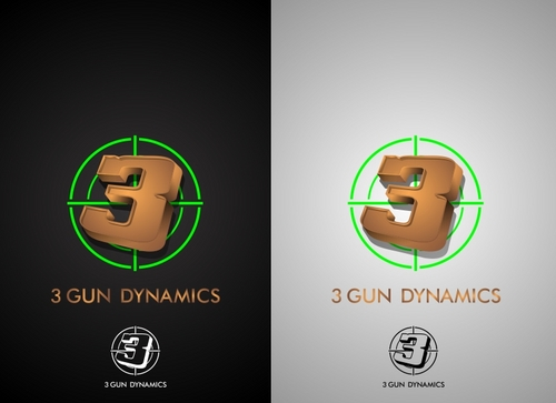 3 Gun Dynamics A Logo, Monogram, or Icon  Draft # 47 by newlandconceptart