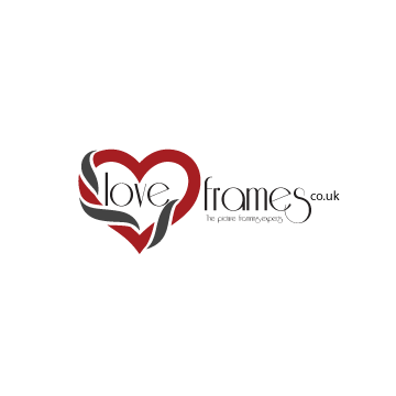 LoveFrames.co.uk A Logo, Monogram, or Icon  Draft # 102 by aiman