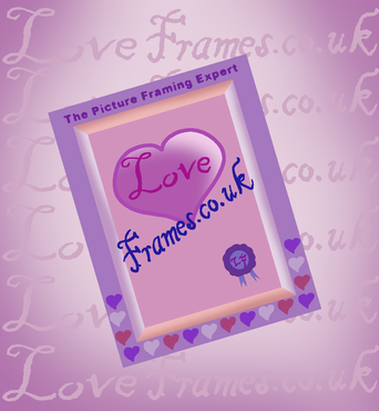 LoveFrames.co.uk A Logo, Monogram, or Icon  Draft # 104 by karin