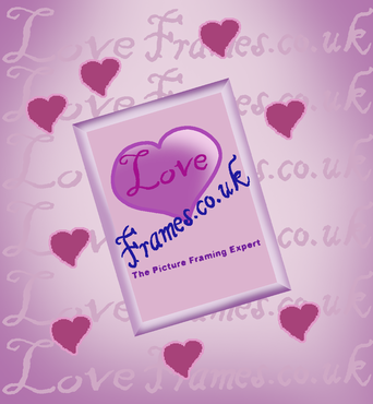 LoveFrames.co.uk A Logo, Monogram, or Icon  Draft # 105 by karin