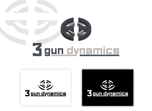 3 Gun Dynamics A Logo, Monogram, or Icon  Draft # 49 by Benoit